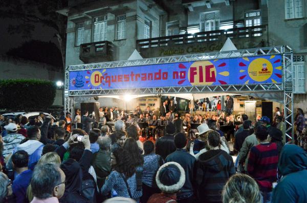 27° Festival de Inverno de Garanhuns (3° dia)