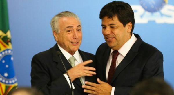 Aliado de Temer, Mendonça Filho diz que vai deixar governo para disputar eleição