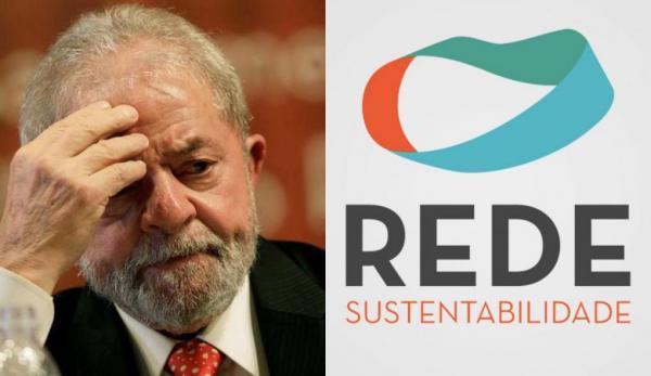 'Todos são iguais perante a lei', diz Rede Sustentabilidade sobre Lula
