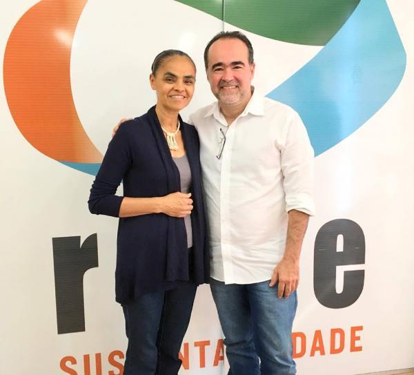 Júlio Lóssio confirma pré-candidatura ao governo do estado pela Rede | ELEIÇÕES 2018