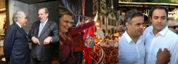 Marília Arraes e Armando Monteiro crescem nas pesquisas enquanto Paulo Câmara despenca