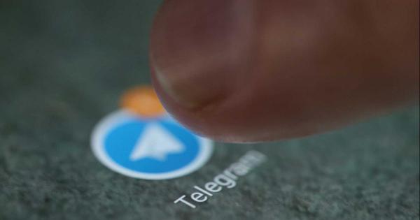 App telegram foi banido da app store; entenda