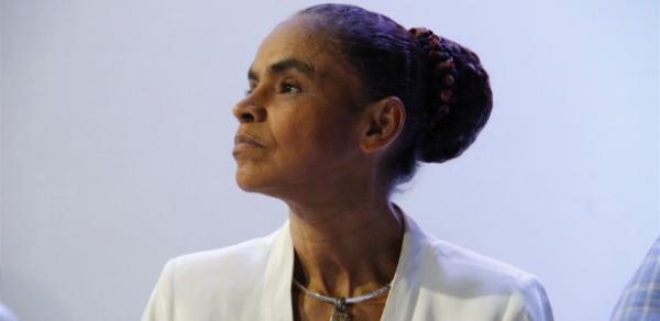 'O voto não pertence aos partidos e aos políticos', diz Marina Silva