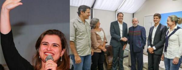 PT DESCARTA MARÍLIA ARRAES E SE UNE AO PSB