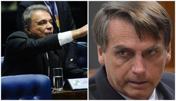 """Alvaro Dias dá alfinetada em Bolsonaro: """"defendo exame de sanidade para candidatos"""""""