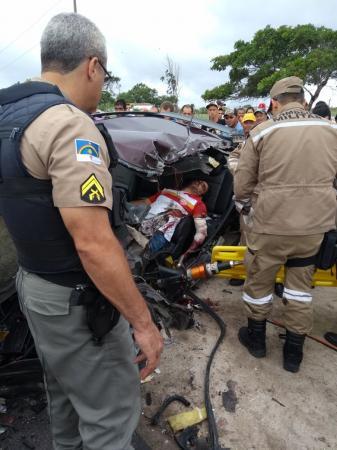 Acidente grave é registrado em Caétes, agreste pernambucano