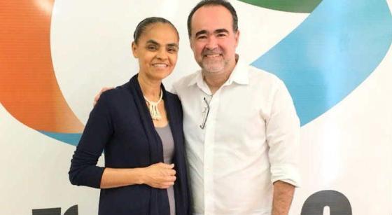Filiação de Lóssio à Rede terá presença de Marina Silva