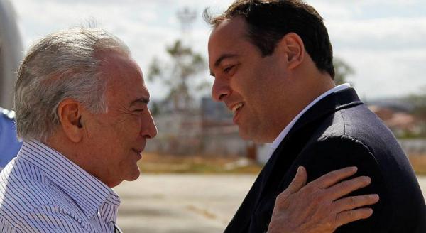 Paulo Câmara vai tratar de segurança com Temer e outros governadores