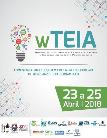 I Workshop de Tecnologia, Empreendedorismo e Inovação do Agreste de Pernambuco