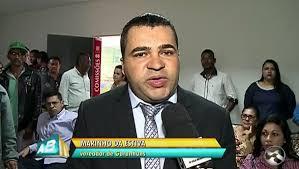 Vereador Marinho da Estiva é conduzido à delegacia perturbando o sossego e a ordem pública na zona rural de Garanhuns
