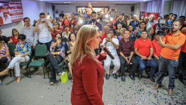 Marília Arraes amplia apoios de lideranças no agreste meridional e segue firme concretizando sua candidatura ao governo do estado
