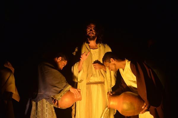 """Espetáculo """"Jesus, Alegria dos Homens"""" será realizado durante os dias 29, 30 e 31 de março"""