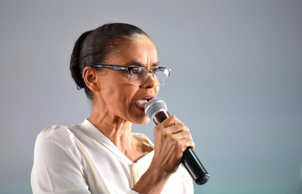 'Não podemos fulanizar a lei', diz Marina Silva