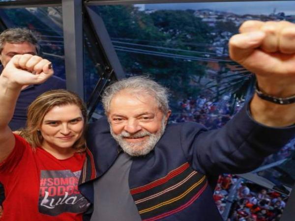 Antes de ser preso, Lula pode ter pedido a Dilma para fortalecer candidatura de Marília Arraes