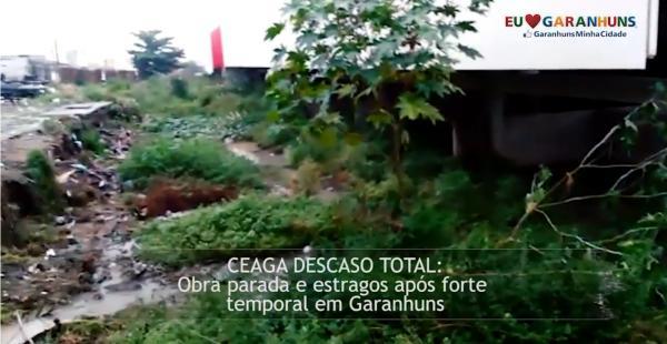 CEAGA: Um retrato do descaso com o dinheiro público e desrespeito com o povo