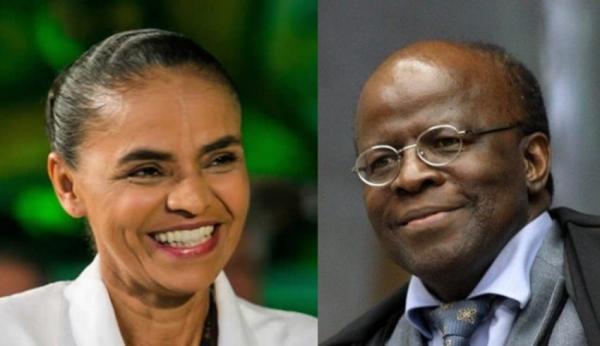 Sem Lula, Bolsonaro lidera e Joaquim Barbosa empata com Marina em 2º