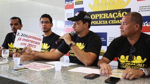 SINPOL vai ao SFT contra a Jornada extra da Segurança Pública