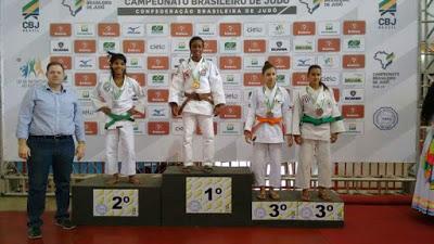 Campeonato Brasileiro de Judô SUB 15