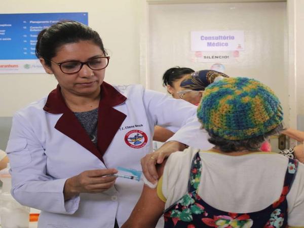 Campanha de vacinação contra gripe é prorrogada e segue até o dia 15 de junho