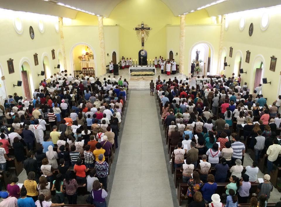 Paróquia de Santo Antônio promove Semana Nacional da Família