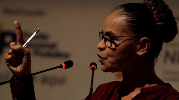 MARINA SILVA: Saída de Parente reflete falta de credibilidade do governo