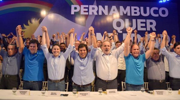 Oposição bate martelo e oficializa Armando e Mendonça