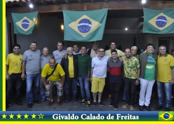 COPA 2018 BRASIL X SÉRVIA