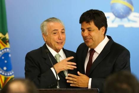 Ex-ministro de Temer, Mendonça Filho descarta ser vice de Alckmin e segue na disputa por uma vaga no senado