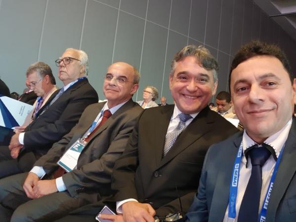 Antonio Souza foi o representante de Pernambuco em sabatina da CNI com Marina Silva