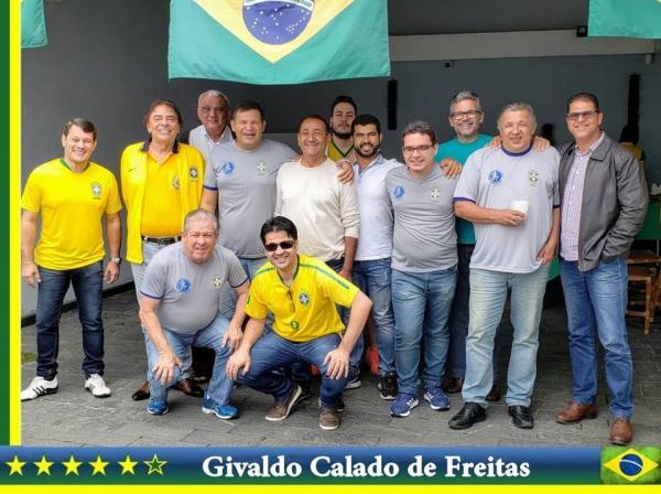 COPA 2018 BRASIL X MÉXICO