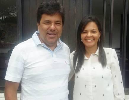 Claudomira Andrade será candidata à deputada estadual