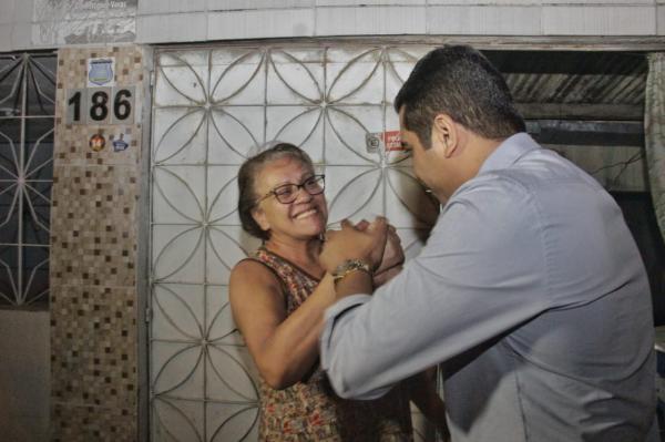 Fernando Rodolfo cumpre extensa agenda de visitas pelo interior