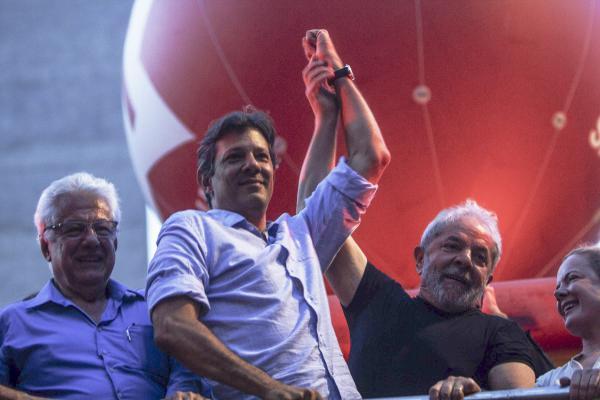 Vice de Lula, Fernando Haddad deve visitar Garanhuns em setembro