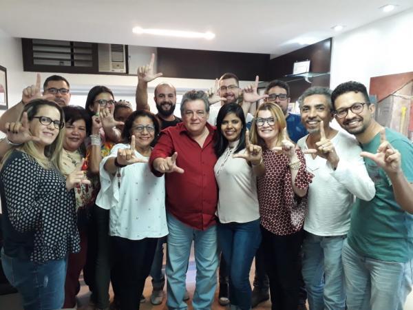 Movimento de Base do PT declara apoio a Silvio Costa