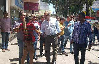 Armando visita Garanhuns e se reúne com Prefeitos do Agreste