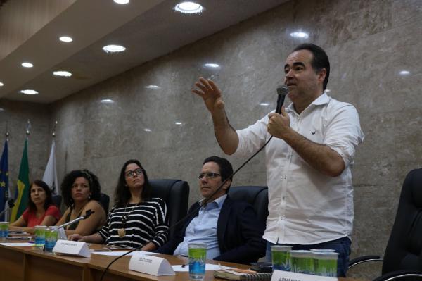 """Lossio diz que candidatura segue e desabafa: """"Foi uma manifestação opressiva e antidemocrática da Rede"""""""