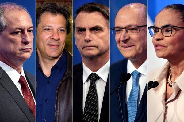 Datafolha confirma ascensão de Haddad e aponta empate entre Ciro e Alckmin