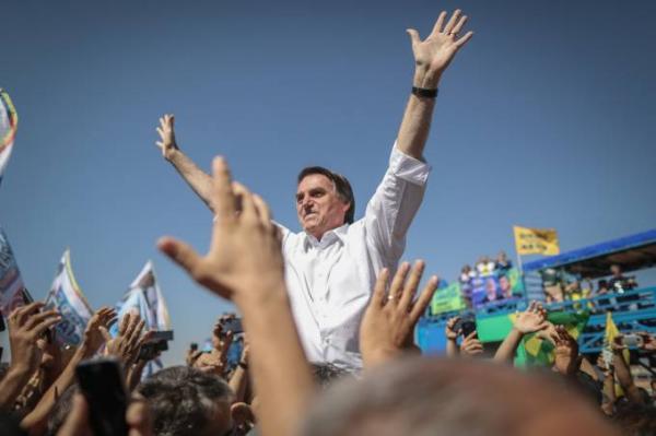 Pesquisa XP/Ipespe: Bolsonaro vai a 36% e Haddad tem 22%