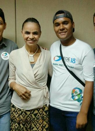 Estudante garanhuense faz história como mais jovem líder partidário e deixa REDE Sustentabilidade