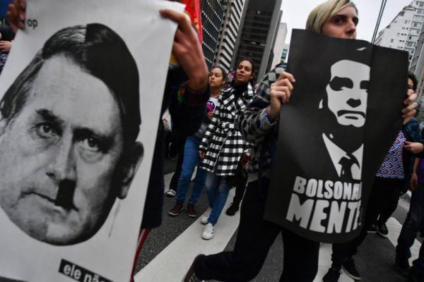 Brasil, um país primitivo prestes a regredir mais