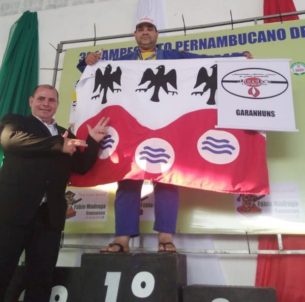 Atletas de Garanhuns seguem se destacando em campeonatos do Norte e Nordeste
