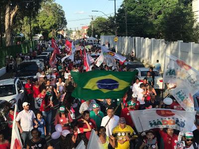 A CRÔNICA DO SEGUNDO TURNO - GIVALDO CALADO DE FREITAS