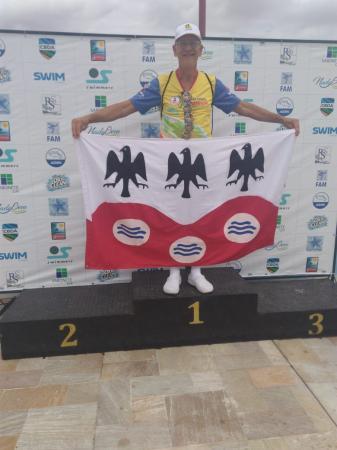 Nadador garanhuense vence Campeonato Brasileiro Master de Natação