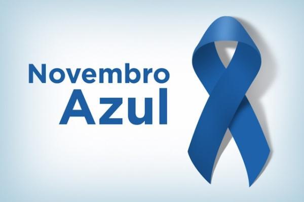 Secretaria de Saúde promove ações da campanha Novembro Azul