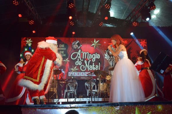 A Magia do Natal 2018 é aberta oficialmente