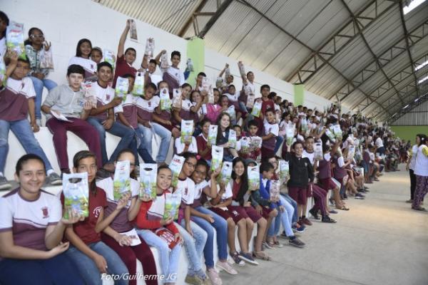 JUPI: Programa Saúde na Escola atende crianças da rede publica de ensino do município