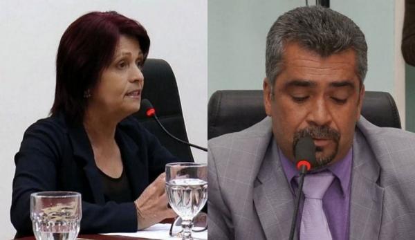 CLIMA TENSO NA CÂMARA DE VEREADORES: Vereadora Betânia da Ação Social acaba com vereador Alcindo durante embate na Câmara