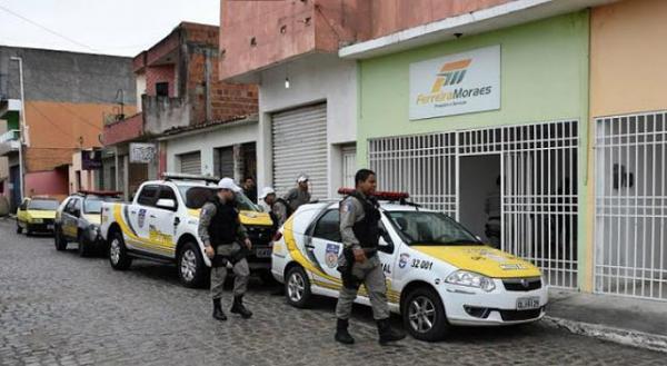 MP de Alagoas faz operação de busca em Garanhuns e Caetés