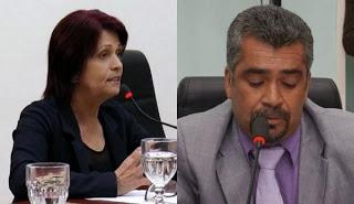 Eleitores de outras cidades e cargos comissionados garantem vitória do vereador Alcindo Correia contra a vereadora Betânia em enquete