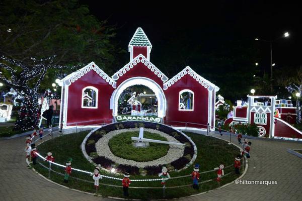 Noite de Natal contará com programação no Palco Prefeitura